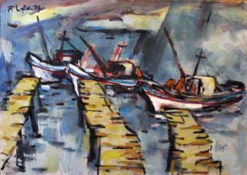 Fishing Boats (1997)