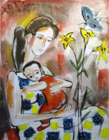 Mother and Child (2)