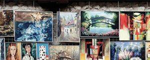 Oil Paintings Framing - Singapore
