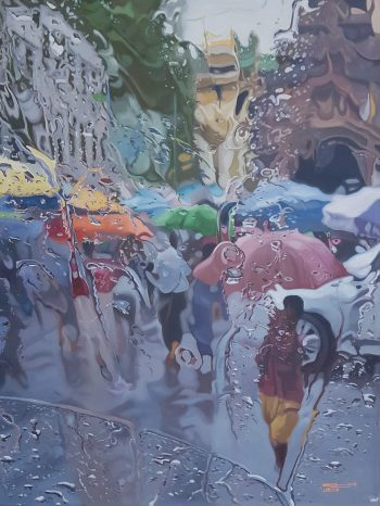 Soe-Soe-Colour-Rain-(2)-(2016)-36x48-Acrylic